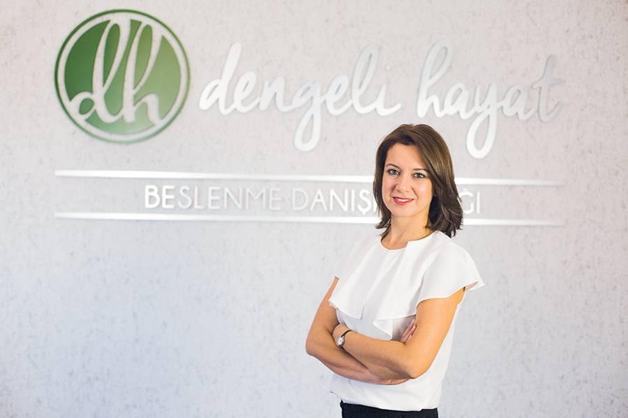 Ankara Diyetisyen Duygu Çalışkan Oktay